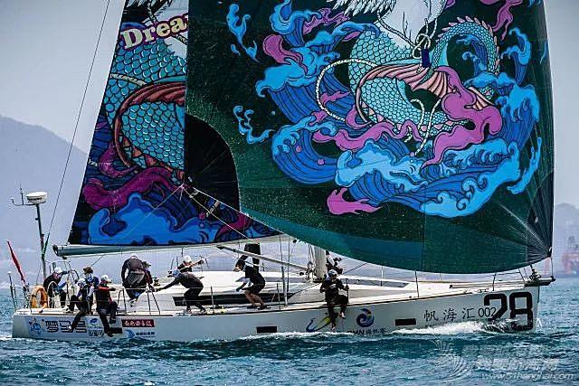 如此精彩!这就是碧桂园杯2018海帆赛的真面目!
