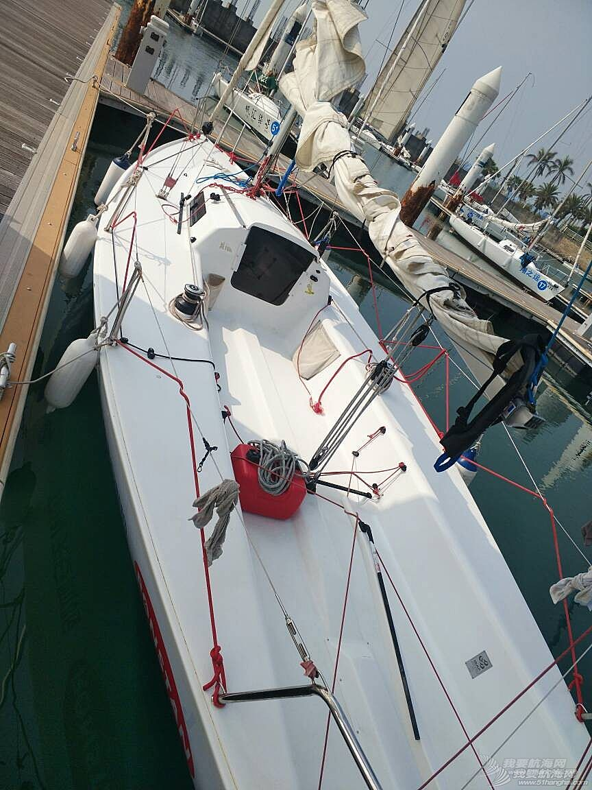 J80帆船9成新在线出售