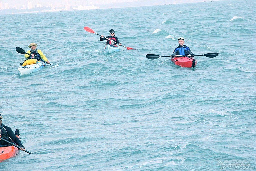怒海争锋-折叠艇横渡琼州海峡第三章-横渡遇险