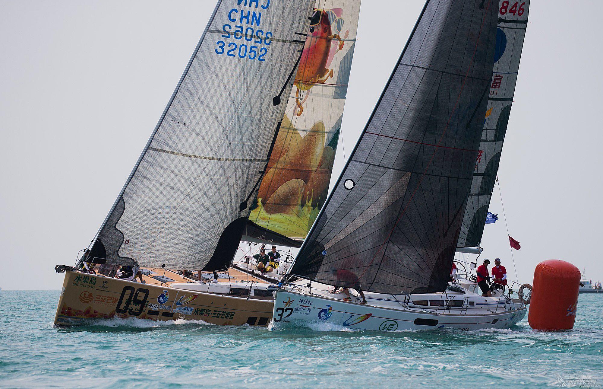 【视频】碧桂园杯2018海帆赛三亚第三日场地赛况及水上颁奖仪式报道