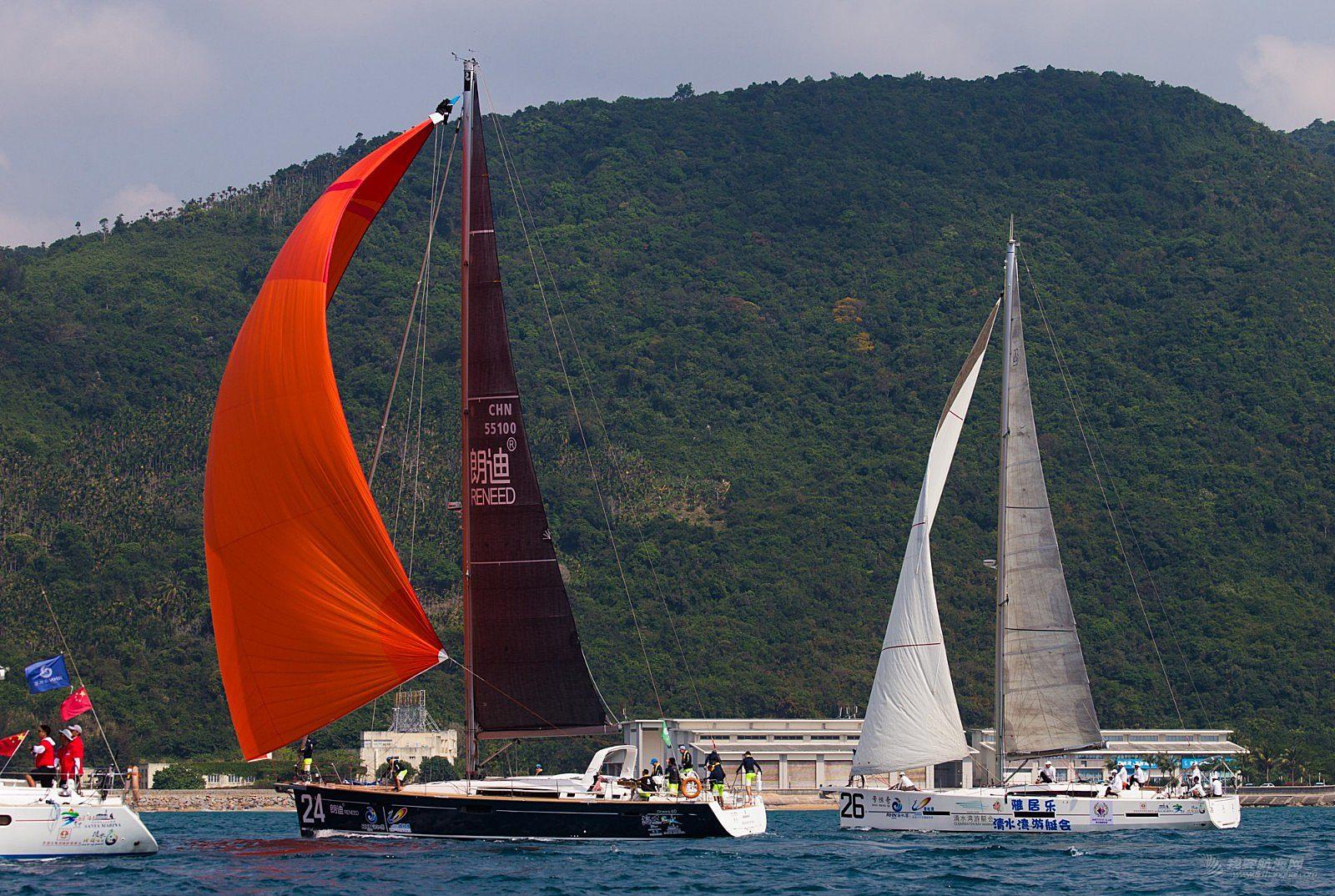 九载耕耘,海帆赛推动帆船运动普及 带动海洋经济发展