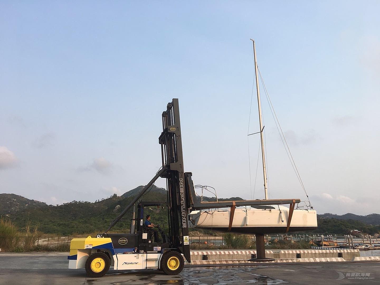 珐伊26出售船在惠州大亚湾有泊位也可合作