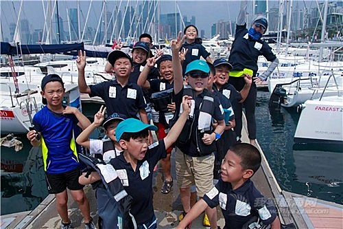 2018飞鱼帆船夏令营 Sailing Camp