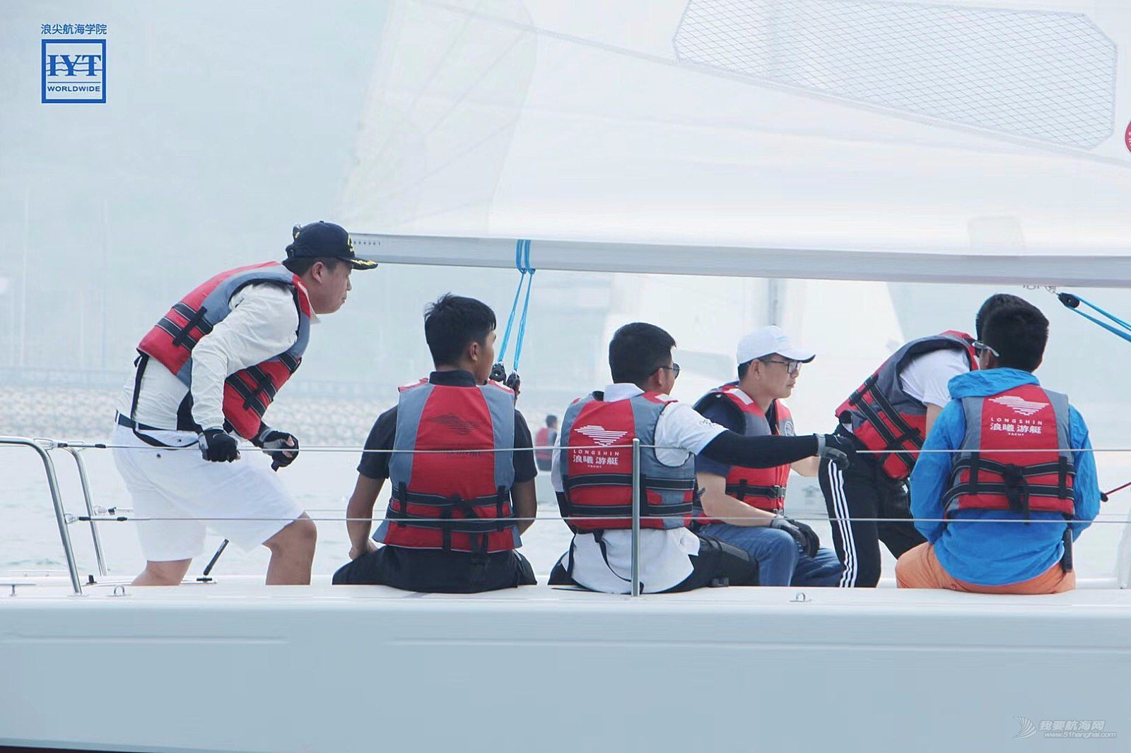 帆船游艇驾驶,驾驶证,帆船游艇培训,IYT国际船长 IYT国际初级船长开课图片直播,持续更新