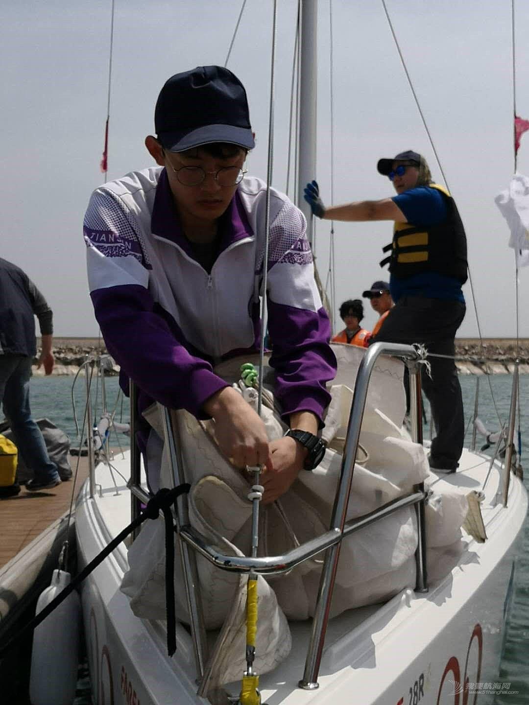 第一届英洋渤海杯帆赛小记