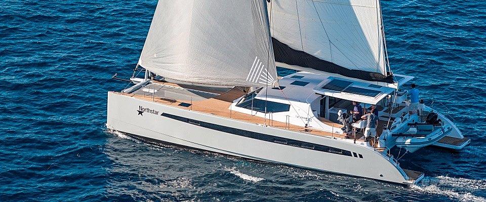 澳洲Seawind Corsair 600 750  三体帆船