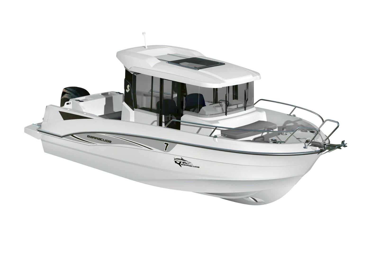 博纳多巴拉可达 7 游钓艇