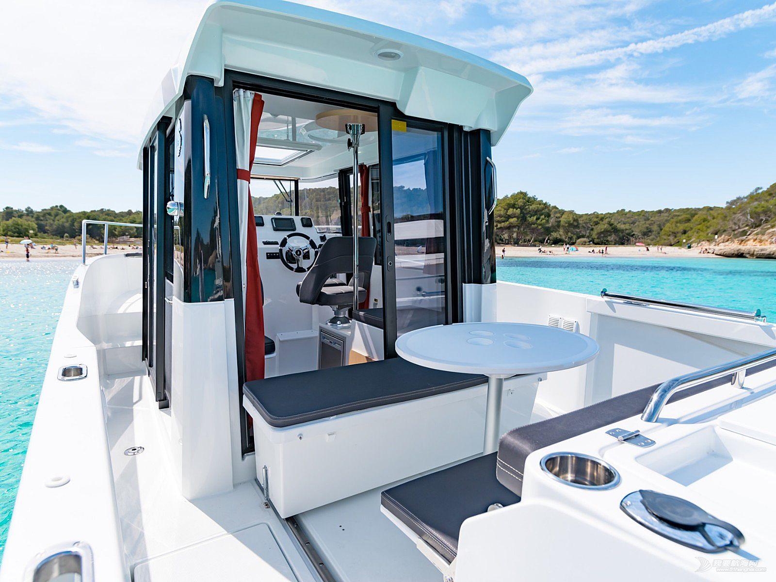 博纳多巴拉可达 8 海钓艇(现船)
