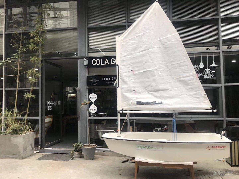 出售op乐观级帆船9成新