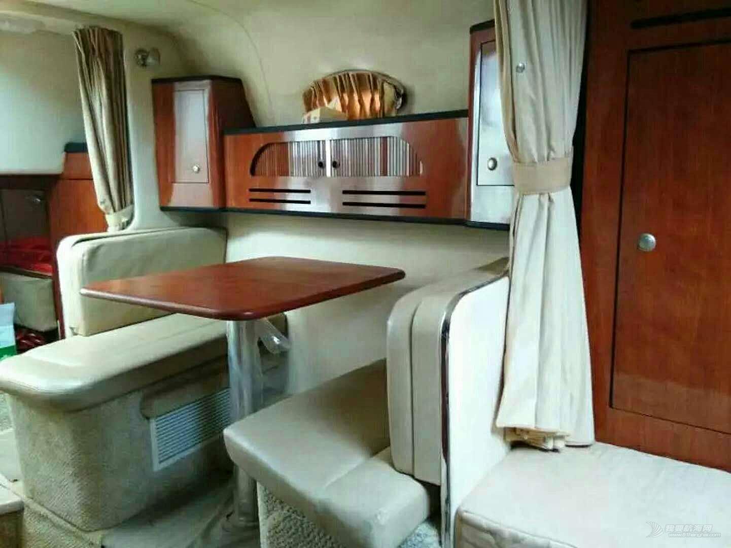 [SALE]21万转让进口游艇SeaRay280