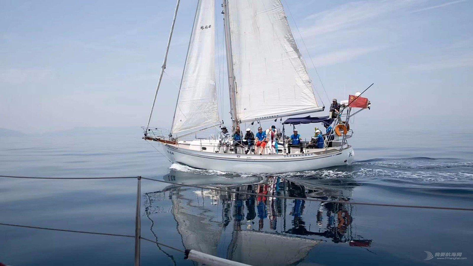 为了心中的诗和远方︱海神帆友中日韩远洋航海分享会圆满落幕