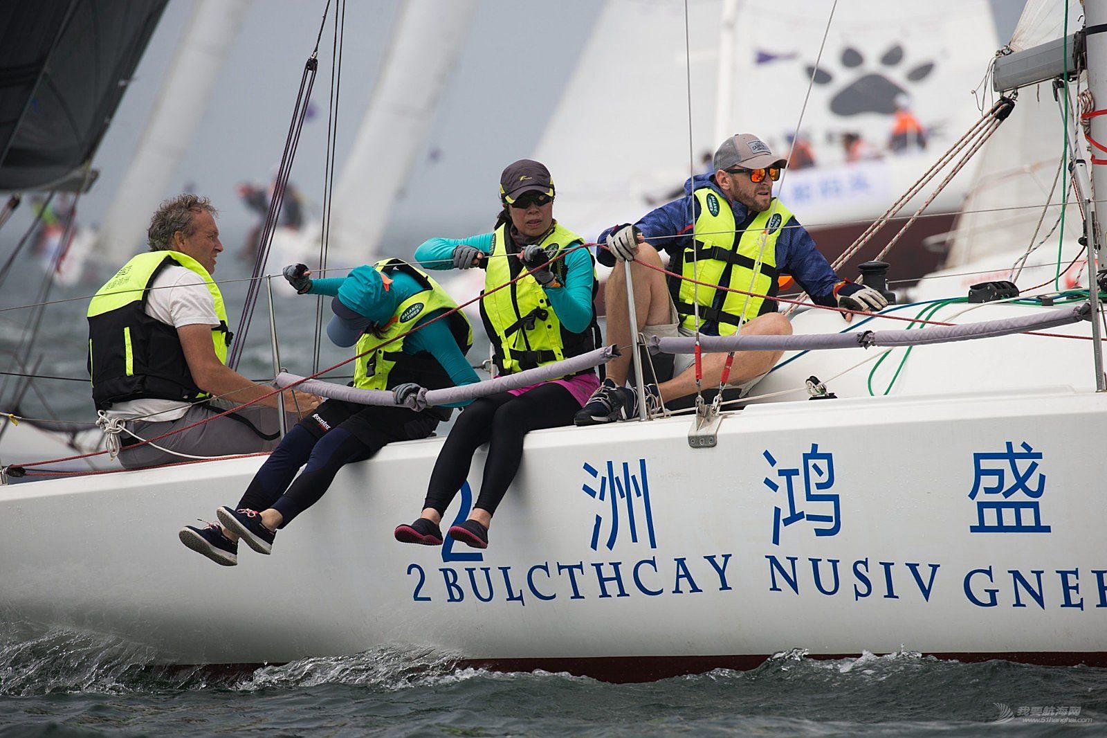 """2018""""河港杯""""秦皇岛国际帆船赛赛事精彩图片2"""