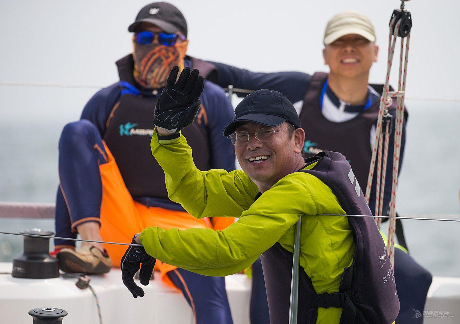 """2018""""河港杯""""秦皇岛国际帆船赛赛事精彩图片4"""