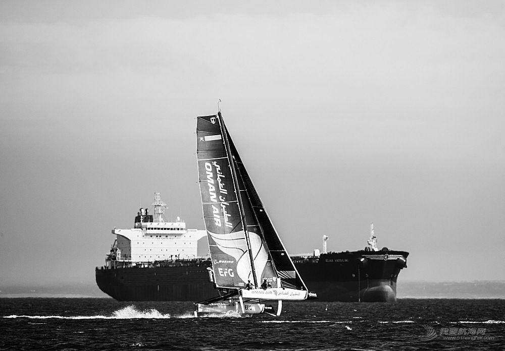 2018年极限帆船系列赛赛程过半  阿曼航空队排名积分榜第三
