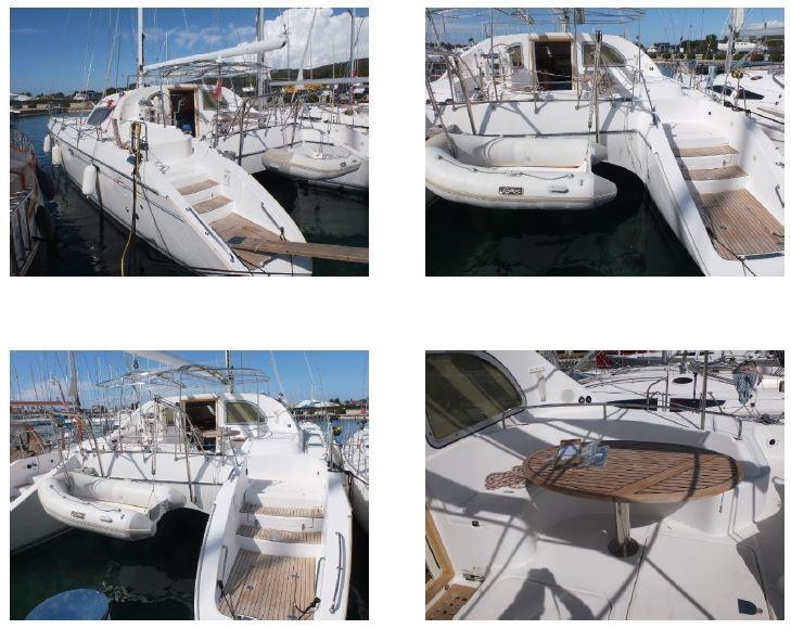 2004年 Privilege 465双体帆船 克罗地亚代理