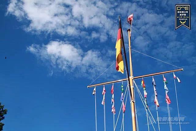 晴空万里海风徐徐,看中国航海少年波罗的海海上踏波逐浪