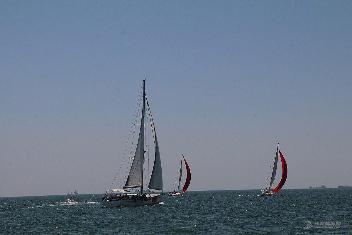 向前,向前,我们的队伍向前进:记2018年青岛市长杯帆船赛(一)