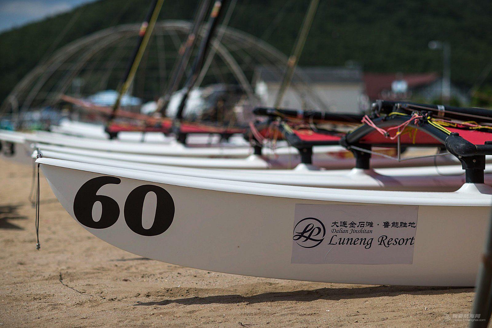2018大连金石滩国际帆船邀请赛,七国选手扬帆角逐