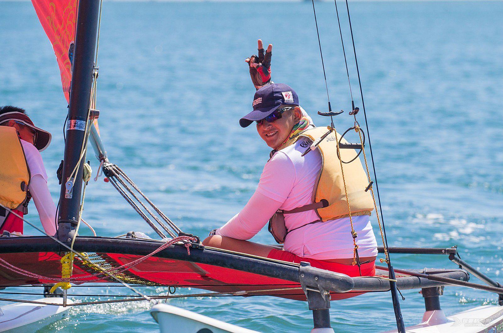 2018鲁能.希尔顿杯大连金石滩国际帆船邀请赛赛事图片贴3
