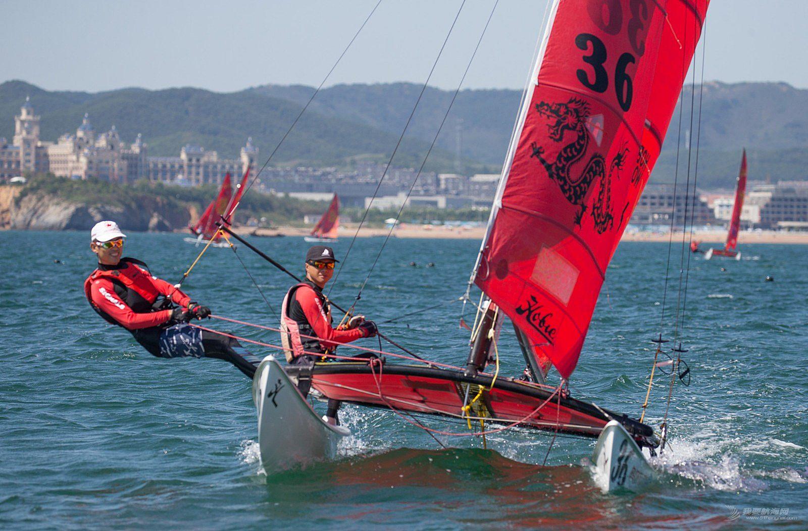 2018鲁能.希尔顿杯大连金石滩国际帆船邀请赛赛事图片贴4