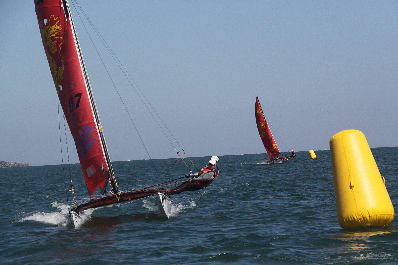 HOBIE国际帆船邀请赛双人舞篇