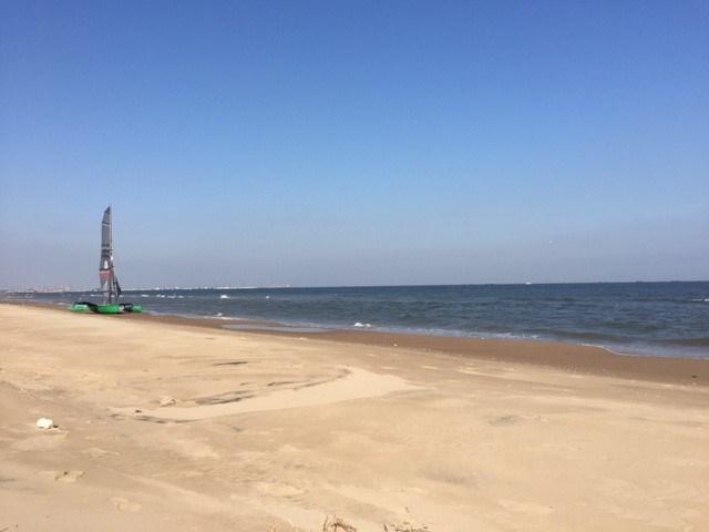 2018.8.28 周末百伦斯帆船初体验 2