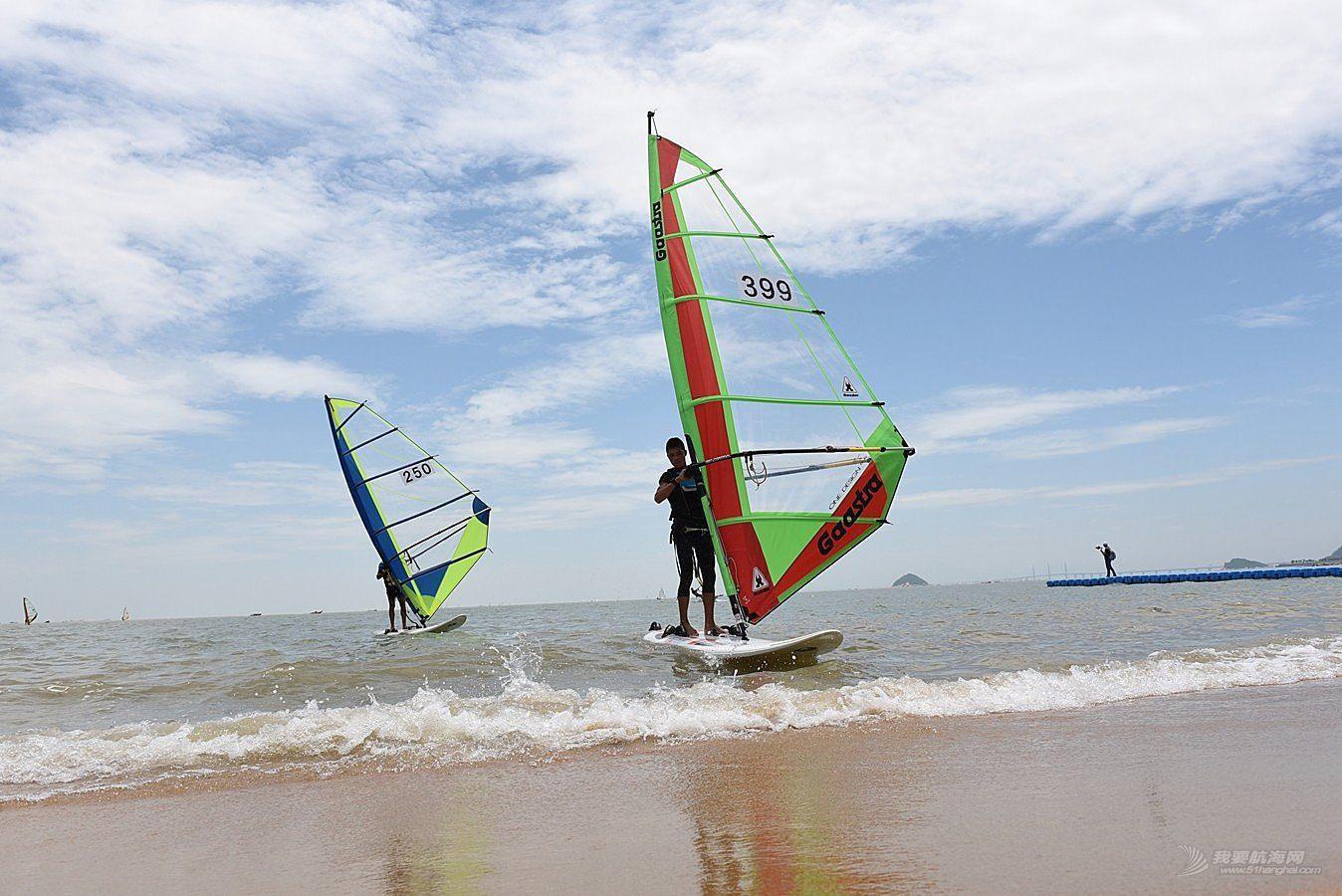 2018广东省运动会帆船帆板比赛-2018-07-17运动员(八)