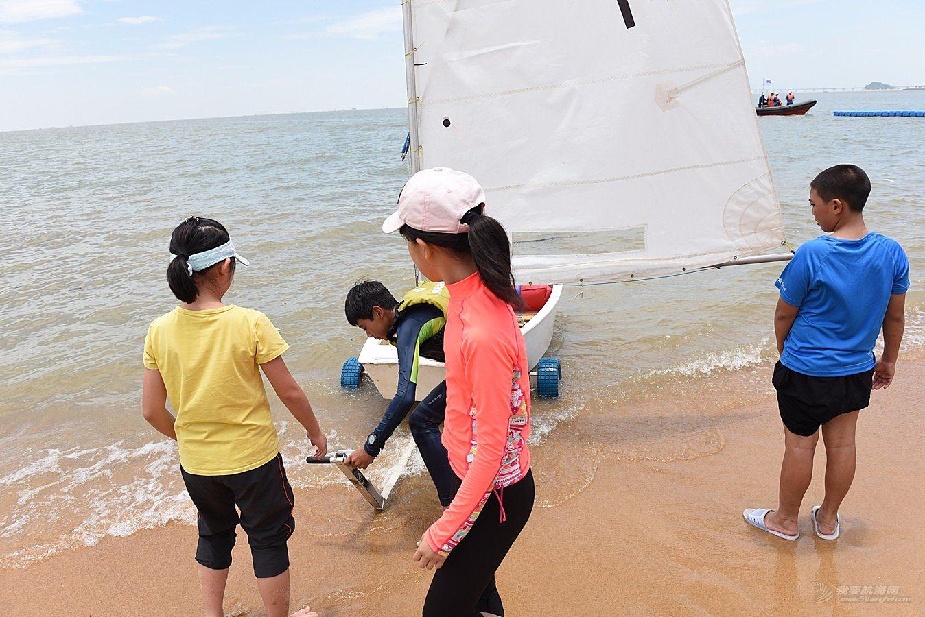 2018广东省运动会帆船帆板比赛-2018-07-17运动员(十)
