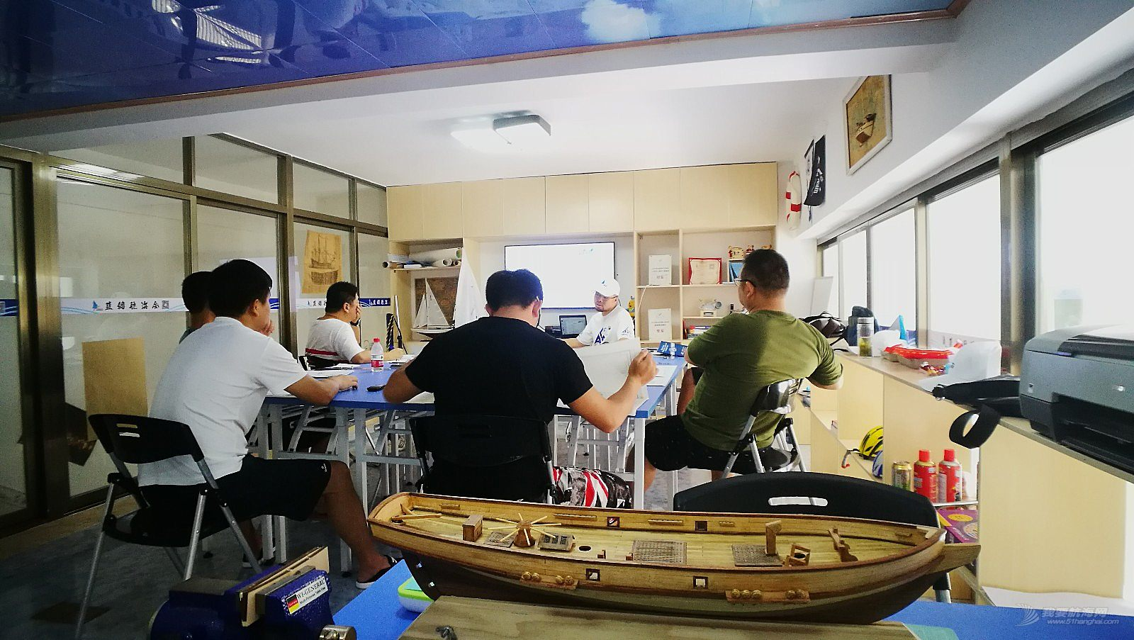 粤西首家——蓝鳍航海ASA国际帆船驾照培训开始招募海贼团