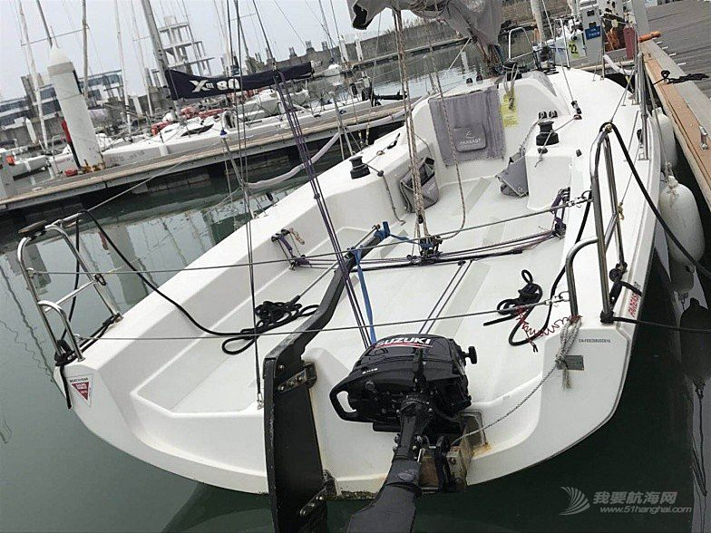16万/艘出售(两艘)精品高配珐伊28R帆船