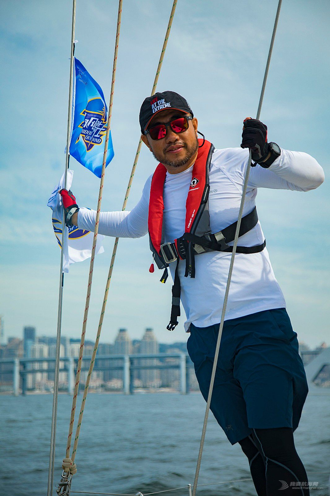 《帆船运动百科》(二十六)航海家 梅小梅每天五分钟邀请大家阅读