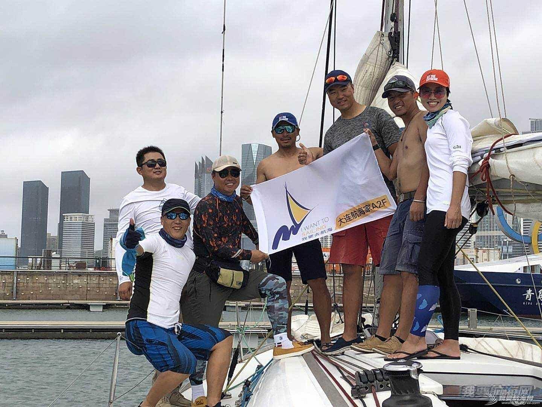 """我要去航海:2018""""市长杯""""国际帆船绕岛赛汇总贴"""