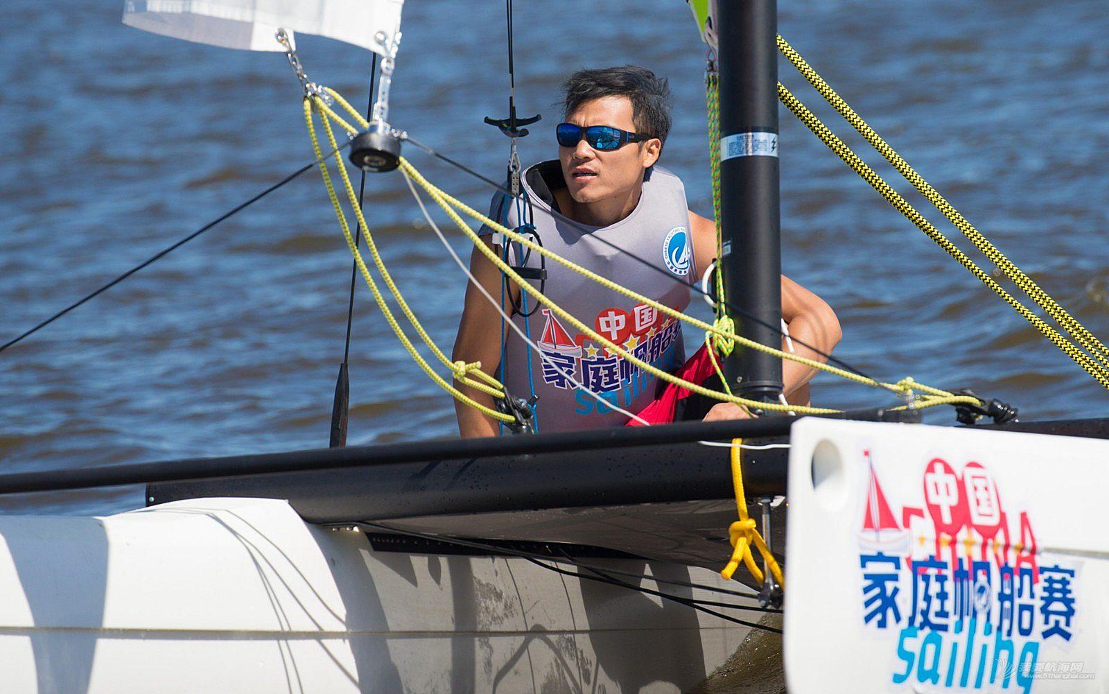 2018中国家庭帆船赛-天津站精彩图片2