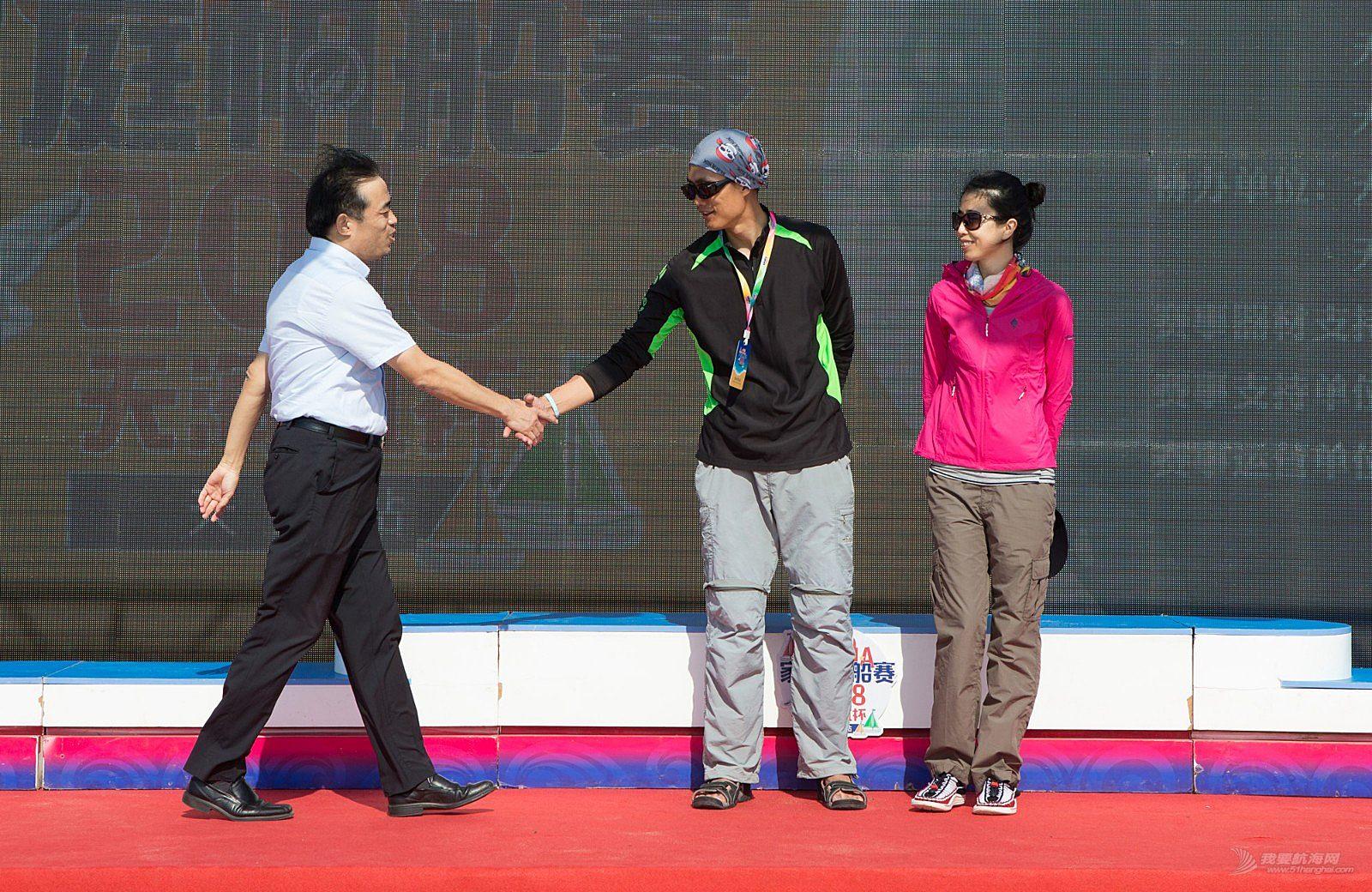 中国家庭帆船赛盛大起航,首站天津圆满落幕