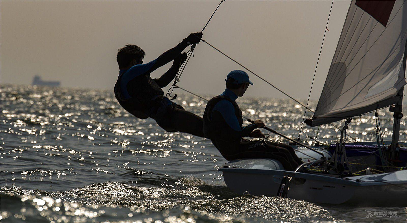 2016.国际帆船赛青岛站精彩赛事。