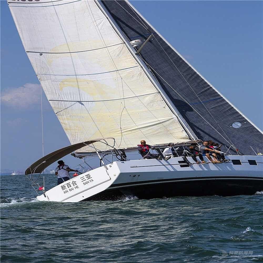 天泽航海队,邀你征战首届中国帆船公开赛