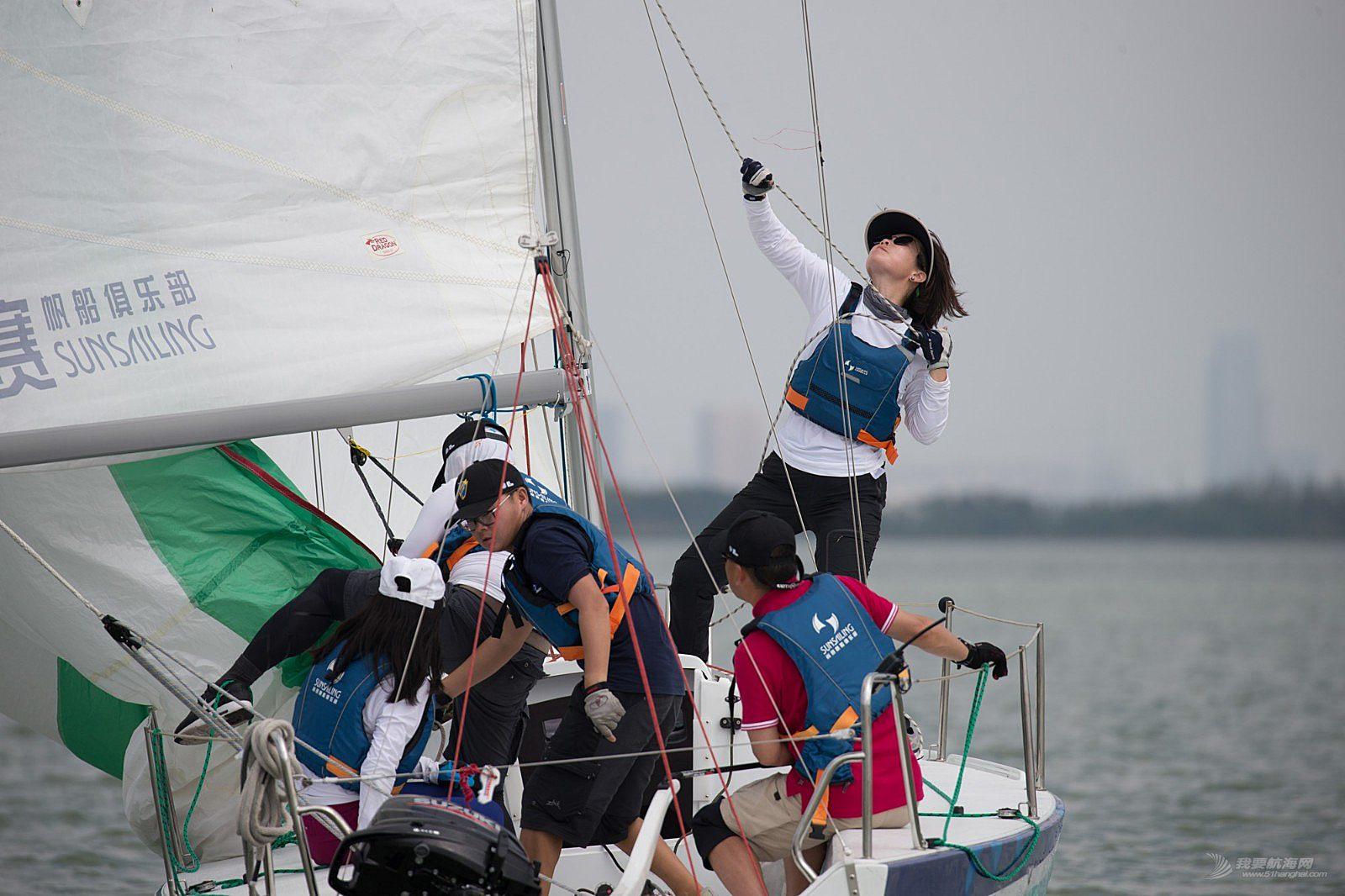复旦精英勇夺冠军,第七届全国商学院帆船赛圆满落幕