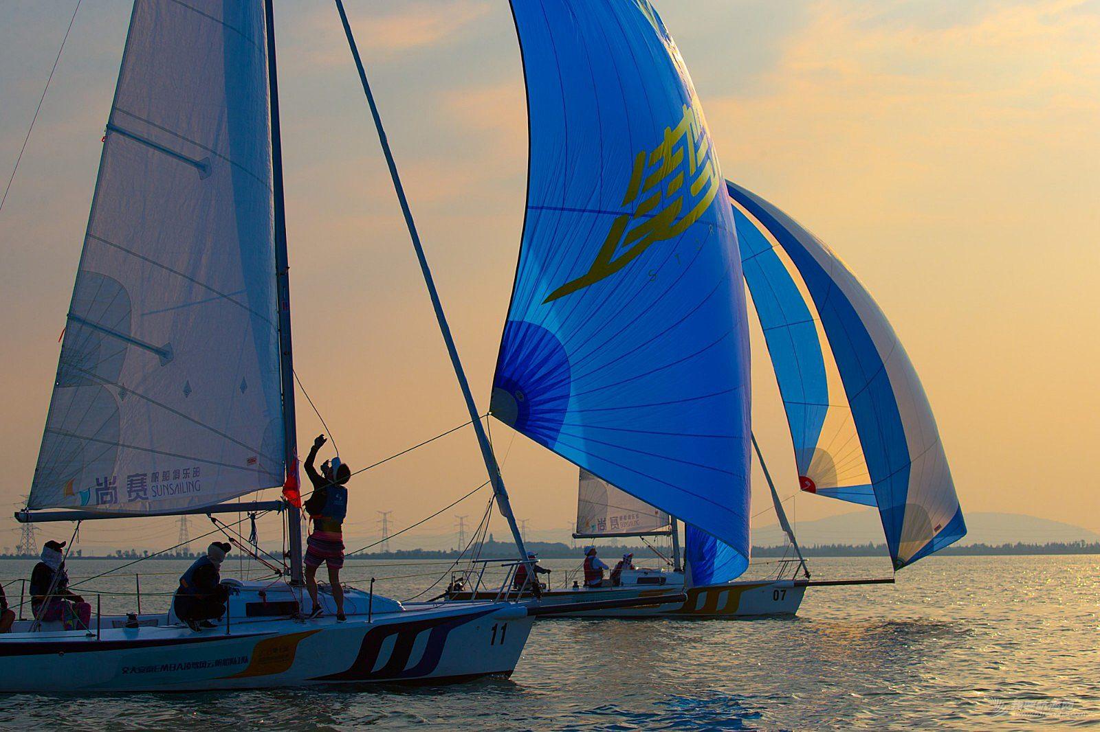 2018稻谷互联网产业园第七届全国商学院帆船赛精彩图片4
