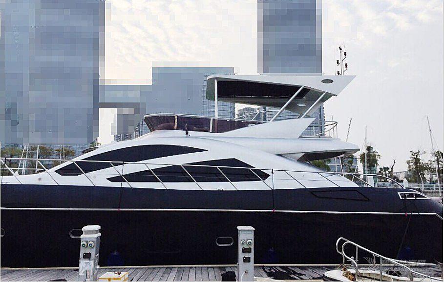 太阳鸟68尺豪华游艇