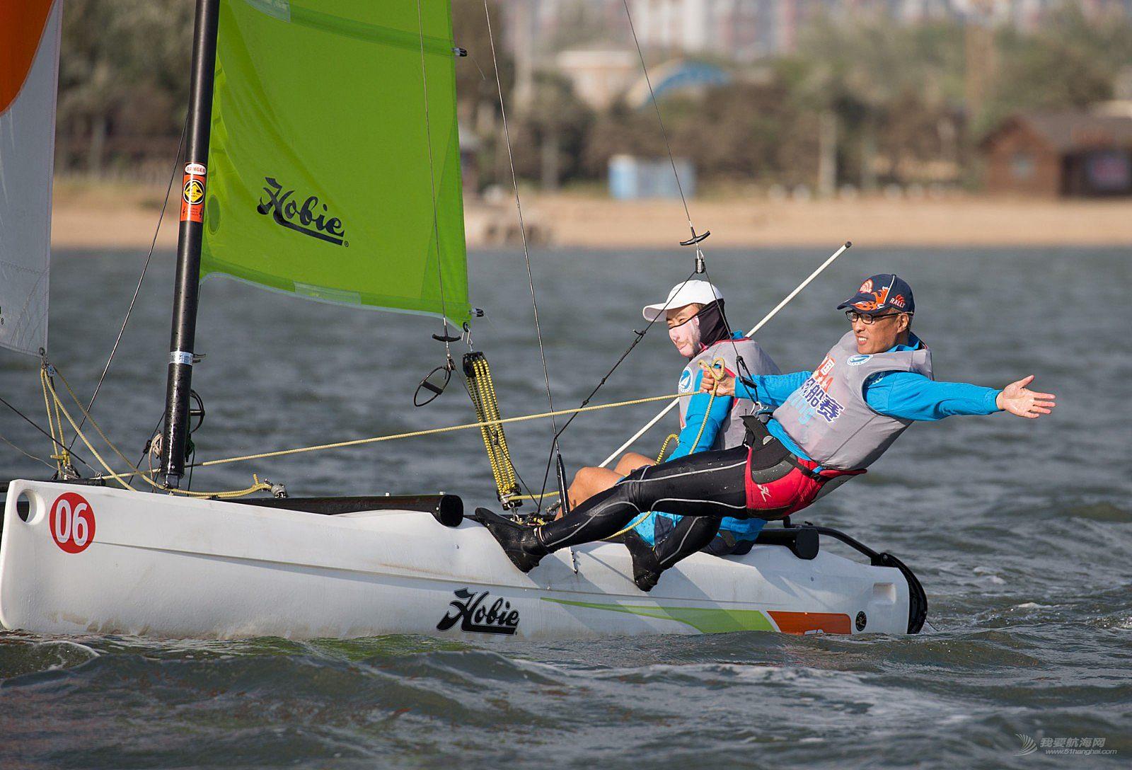 2018中国家庭帆船赛锦州湾杯锦州站-精彩图片2