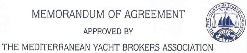 什么是MYBA的游艇交易合同,和独立游艇中介,干货贴
