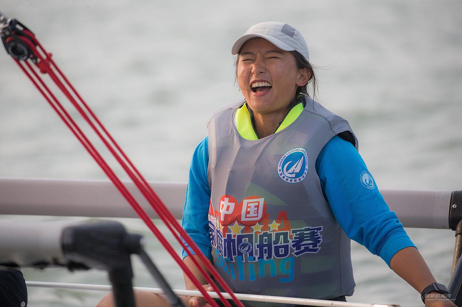 2018中国家庭帆船赛青岛站汇泉湾起航
