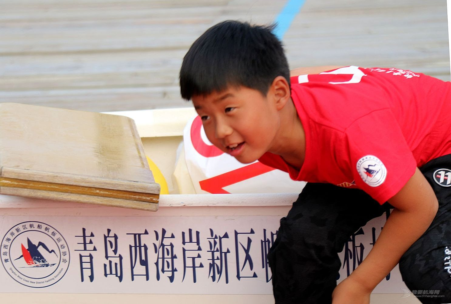 """2018年""""中国体彩杯""""青少年OP级帆船邀请赛图片(一)"""