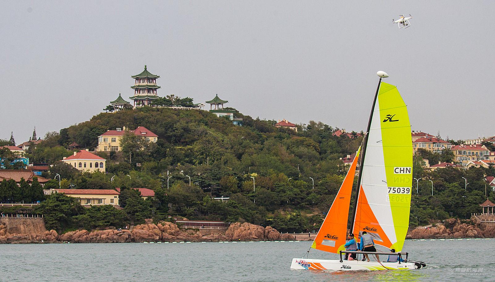 2018中国家庭帆船赛青岛站欢乐落幕