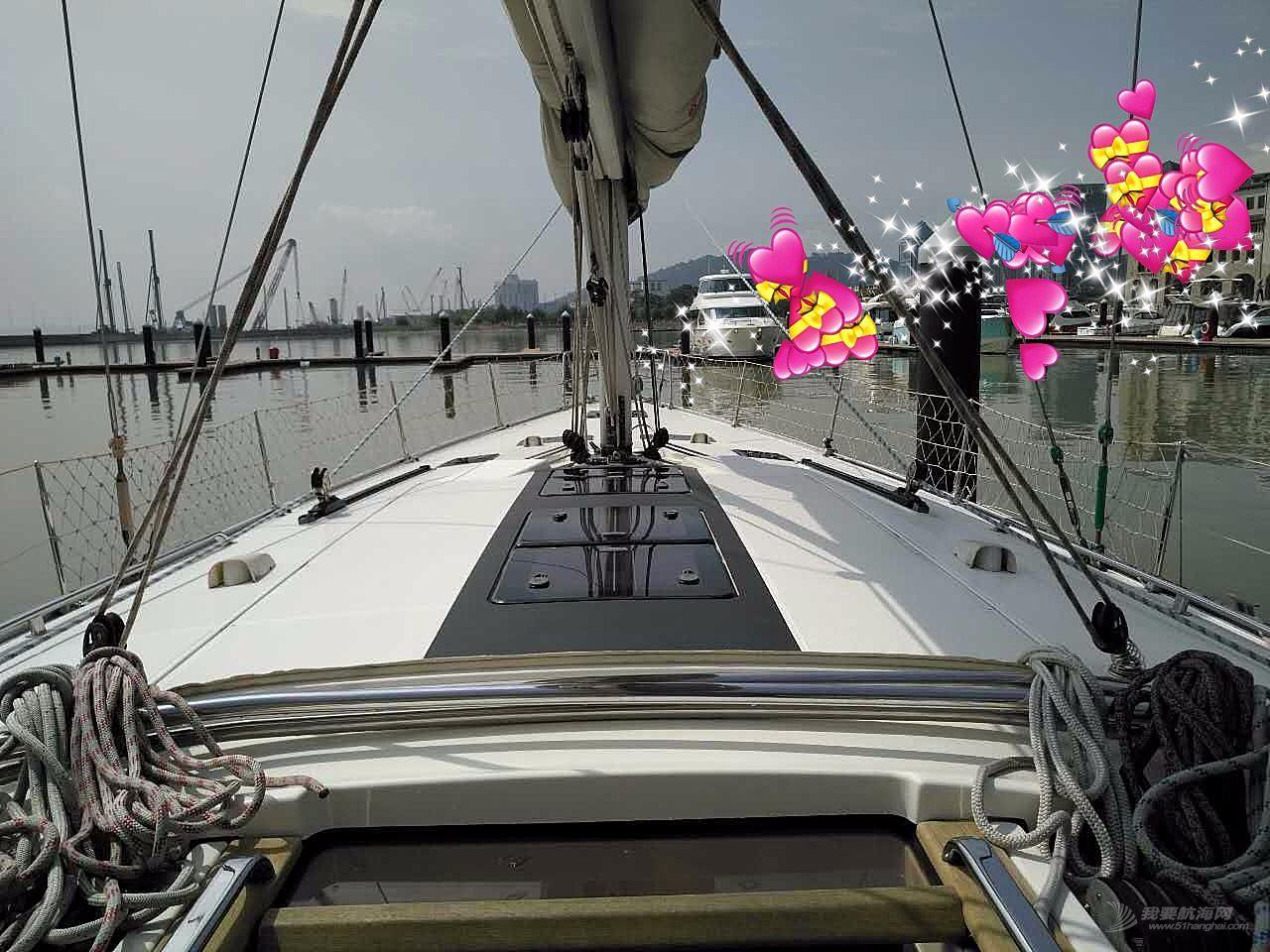 巴伐利亚56尺单体帆船转让