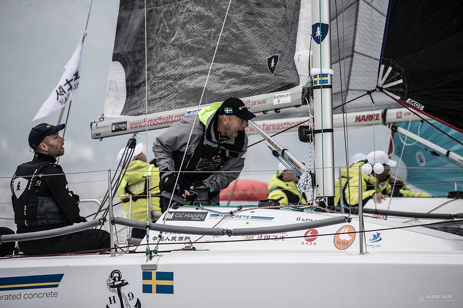 5大洲14国帆船高手逐浪抚仙湖 2018国际珐伊28R帆船世界锦标赛盛大开赛