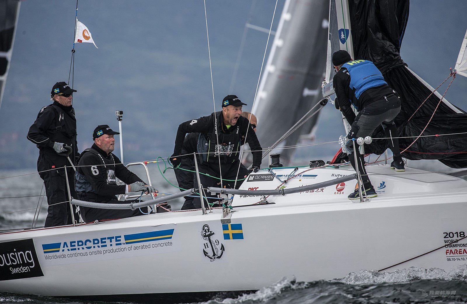 2018国际珐伊28R帆船世锦赛精彩图片贴9