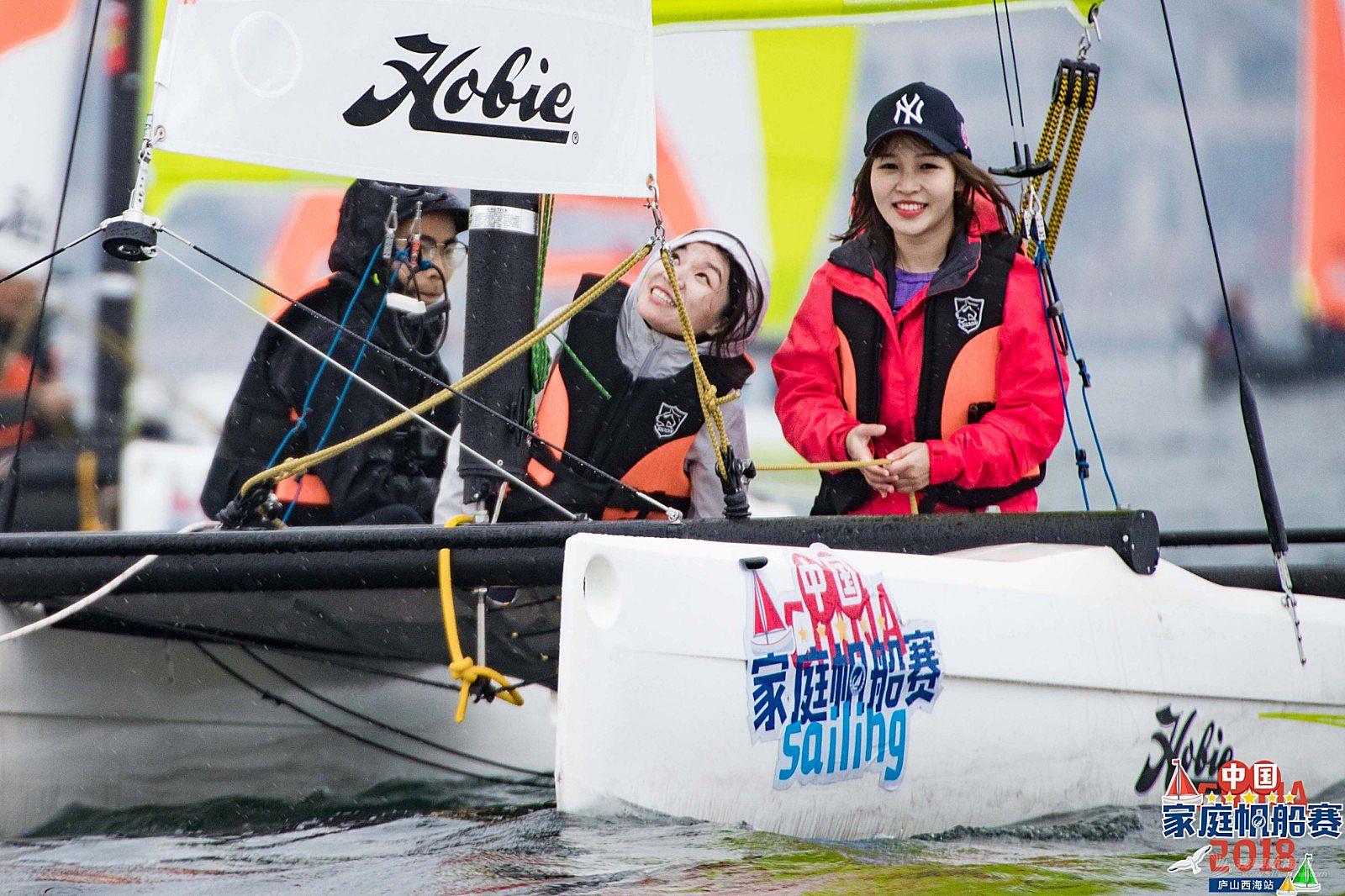2018中国家庭帆船赛庐山西海站赛事图片-3-摄影师张金龙