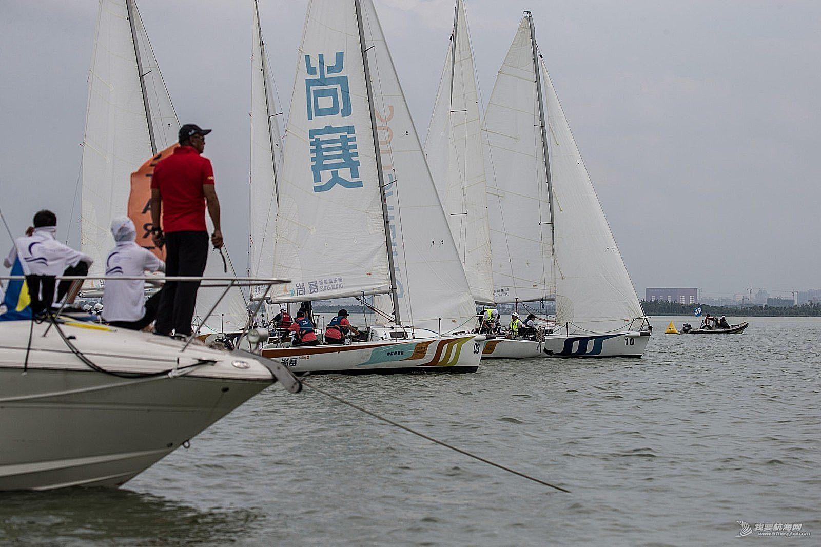 2018稻谷互联网产业园·第七届全国商学院帆船赛-精彩回顾