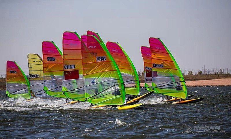世界首创的中国帆船联赛盛大开赛 开启中国帆船职业化元年